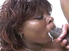 Adventure with titty ebony stranger
